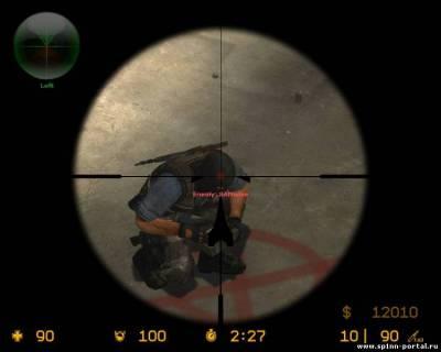 Блокнот снайпера скачать
